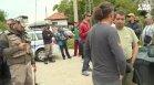 Десетки рибари се събраха на протест пред сградата на ВЕЦ-Кричим