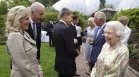 Байдън пристигна в замъка Уиндзор, ще пие чай с кралицата (+ВИДЕО)