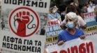 Здравни работници в Гърция на протест заради задължителната ваксинация