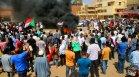 Задържани са министри и правителствени служители в Судан