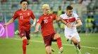 Швейцария победи Турция с 3:1 и се моли за положително развитие на другите мачове