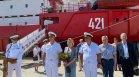 """Научноизследователският ни кораб ще носи името """"Св. Св. Кирил и Методий"""""""