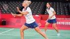 Сестри Стоеви напуснаха Олимпиадата в Токио с победа