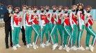 Грациите ни се прибраха от Баку със 7 медала, от които 3/3 са златни