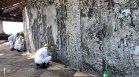 Започна възстановяването на външните мозайки на паметника на връх Бузлуджа