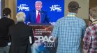 Тръмписка от републикански групи да спрат да ползват името му за събиране на средства