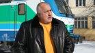 Борисов на инспекция: БДЖ разполага с най-добрите локомотиви в света (ВИДЕО)