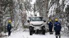 В капана на зимата: Транспортен хаос в Полша и Саксония