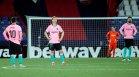 """""""Барселона"""" се отдалечи от титлата след издънка срещу """"Леванте"""""""