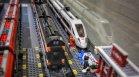 Уникално изложение на LEGO влакове в НПТМ