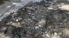 В изключително лошо състояние е пътят Широка лъка - Солища