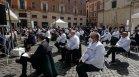 Повтаря се отчайващата за италианските хотели и ресторанти 2020 г.