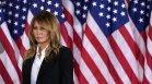 Мелания влиза в историята като най-непопулярната първа дама на САЩ