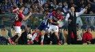 """""""Порто"""" излъга """"Милан"""" с 1:0 и закотви миланския гранд на дъното"""