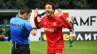 """""""Пирин"""" (Благоевград) продължава победната серия, този път с 3:1 срещу """"Ботев"""" (Враца)"""