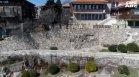 Разрушават част от крепостната стена на Созопол, попадала в частен имот