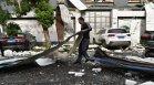 Мощни торнада в Китай убиха поне 12 души и раниха над 400
