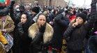 Стотици ресторантьори протестират с песни и танци (ВИДЕО + СНИМКИ)