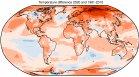 2020 г. - най-топлата в историята на Европа