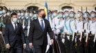 Зеленски: Само присъединяването на Украйна към НАТО ще гарантира мир