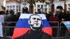 Навални с прочувствено послание от затвора, изпитал гордост и надежда
