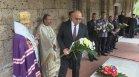 Кулминацията на тържествата за 22 септември се състоя във В. Търново