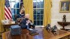 """Тръмп оставил """"великодушно писмо"""" на Байдън преди да напусне Белия дом"""