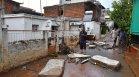 Наводнения в района на Солун, има загинал (ВИДЕО)