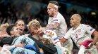 Дания възкръсна, разгроми Русия и е на 1/8-финал на Евро 2020