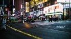 """Трима ранени, сред които и дете, при стрелба на """"Таймс Скуеър"""""""