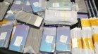 Откриха смартфони по телата и в багажа на българи на Капитан Андреево