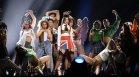 """Наградите """"Брит"""" в Лондон с публика на живо, 4 000 души присъстваха на церемонията"""