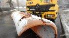 Зимен екшън на пътя: Спасиха бременна, десетки закъсали и превозващ ваксини бус