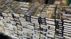Митничари задържаха 346 стека цигари в куриерска пратка