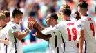 Ударно начало за Англия на Евро 2020, Стърлинг донесе победата срещу Хърватия