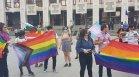 Прайдът в Бургас се превърна в арена на вербална агресия и напрежение