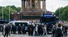 Над 600 арестувани и 10 ранени на протест в Берлин срещу Ковид мерките