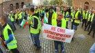Пътните строители и властта се разбраха: Работна група умува за дължимите пари