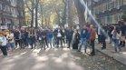 """И зам.-областният управител на Бургас на протест срещу """"зеления сертификат"""""""