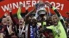 Лестър спечели Купата на Англия за първи път в историята си