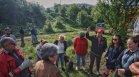 Хората от Герман отново на протест срещу почистването на река Искър