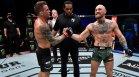 Завръщането на Конър Макгрегър в UFC завърши с нокаут от Порие