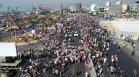 Протест срещу безнаказаността: Хиляди ливанци излязоха на улицата в Бейрут