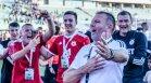 """Стойчо Младенов в свой стил: Още една рутинна победа над """"Левски"""""""