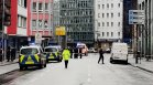 Атака с нож във Франкфурт, петима са ранени