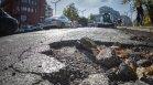 Започна запълването на дупки по пътищата преди зимния сезон