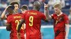 Белгия попари Финландия с 2:0 за трета победа от 3 мача на Евро 2020
