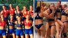 Глобиха норвежки хандбалистки, защото отказали да се състезават по бикини