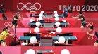Започнахме с победа на Олимпийските игри: Полина Трифонова се класира за основната схема