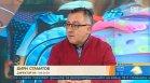 Стаматов: Всички ученици от 5 до 12 клас трябва да бъдат с маски